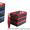 Пластмассовые складные ящики для пищевых продуктов разных размеров. #147770