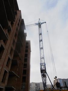 Предоставляем услуги башенного крана КБ-408, 10 тонн, 1991 г.в. - Изображение #1, Объявление #1602136