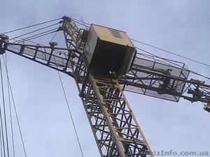 Продаем башенный кран КБ-308А-2, 8 тонн, 1986 г.в. - Изображение #6, Объявление #1600417