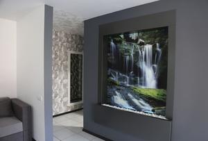 Декоративні водоспади по склу від дизайн студії Романа Москаленка - Изображение #1, Объявление #1672821