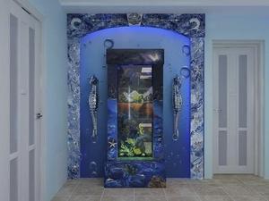 Декоративні водоспади по склу від дизайн студії Романа Москаленка - Изображение #5, Объявление #1672821