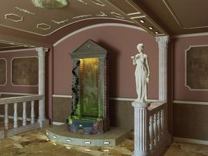 Декоративні водоспади по склу від дизайн студії Романа Москаленка - Изображение #9, Объявление #1672821