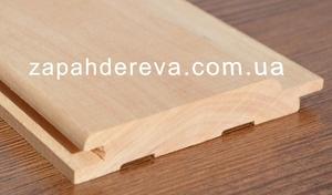 Вагонка дерево сосна, вільха, липа Чернівці та область - Изображение #3, Объявление #1490936
