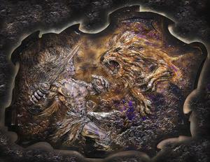 Барельєф в інтер'єрі від дизайн студії Романа Москаленка - Изображение #2, Объявление #1680439