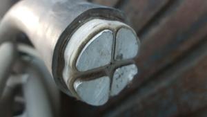 Кабель алюминиевый 240, АВБбШв 4х240, 3 отрезка - Изображение #1, Объявление #1699737
