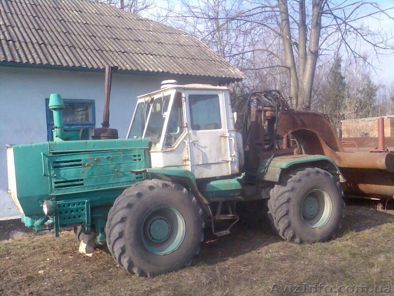 трактор Т- 150 скрепер в Черновцах, продам, куплю, трактора в IB73