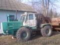 трактор Т- 150 скрепер