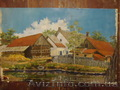 Первые работы великого художника Борис Буряк .работы 70-го года