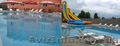 Басейн ,  отдых у басейна