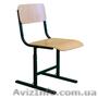 Меблі для школи: шкільні дошки,  парти,  стільці.