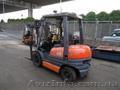Бензиновий автонавантажувач Toyota 40 - 6FG20 вантажопідйомністью 2 тонни