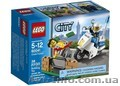 Дешево!!! Бесплатная доставка LEGO City Погоня за воришкой 60041