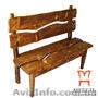 Скамейки под старину