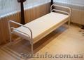 Кровати металлические, двухъярусные кровати, односпальная кровать, кровать  - Изображение #8, Объявление #1444632