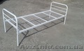 Кровати металлические, двухъярусные кровати, односпальная кровать, кровать  - Изображение #6, Объявление #1444632